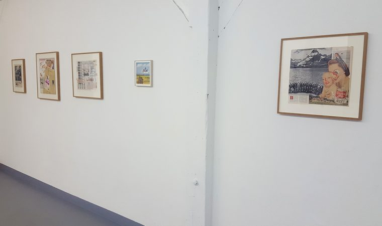 Installationview Leonberg 2