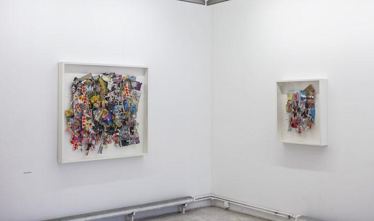 Galerie K' Installationview